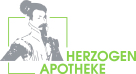 Logo der Herzogen Apotheke in Düsseldorf-Golzheim
